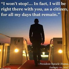 Thank you Mr. President