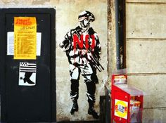 The Godfather of Stencil: Interview with Blek le Rat   graffitimundo - Buenos Aires Street Art & Graffiti