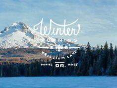 Winter Morning by Ryan Clark