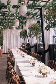 Gramercy Park Hotel Wedding from Rachel Cho Floral Design  Read more - http://www.stylemepretty.com/new-york-weddings/new-york-city/2013/11/13/gramercy-park-hotel-wedding-from-rachel-cho-floral-design/