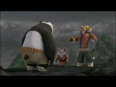 """Owl Be Back Season 1 - Kung Fu Panda Legends of Awesomeness Tigress (To Shifu): """"You're Alive!!! Um… and I'm happy about that… Sir."""" Enter The Dragon (1-Hour Special) Season 2 - Kung Fu Panda: Legends..."""