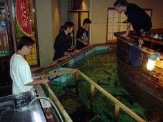 'The Fishing Restaurant'