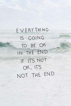 This was said to me at a difficult time and I loved it :D Thanks Al