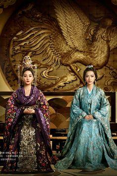 Tribes and Empires-Storm of Prophecy 《九州·海上牧云记》 - Huang Xuan, Shawn Dou, Zhou Yiwei, Xu Lu, Janice Man and Zhang Jianing