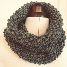 two simple snoods - free pattern (Ravelry)
