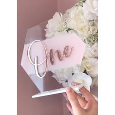 Complete your guest tables with wedding table numbers! Wedding Gifts, Wedding Day, Wedding Table Numbers, Wedding Decorations, Tables, Place Card Holders, Invitations, Make It Yourself, Wedding Day Gifts