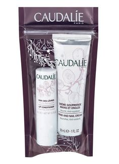 Caudalie Lip & Hand Winter Duo (worth £10) - Caudalie