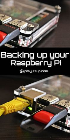 technology diy - How to Backup your Raspberry Pi SD Card Iphone Gadgets, Geek Gadgets, High Tech Gadgets, Gadgets And Gizmos, Office Gadgets, Travel Gadgets, Diy Electronics, Electronics Projects, Projetos Raspberry Pi