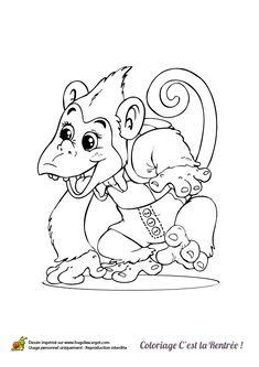 374 Meilleures Images Du Tableau Coloriages Animaux De La Jungle Et