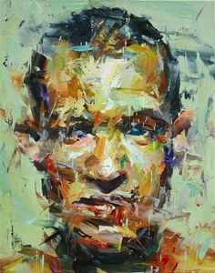 Paul Wright - Old friend Paul Wright, Palette Knife Painting, Artists Like, Figure Painting, Painting Techniques, Contemporary Artists, Art Boards, Amazing Art, Art Gallery