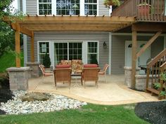 Outdoor Living | TowneScapes   Outdoor Living Specialists, Hardscapes,  Stamped Concrete, Patios,