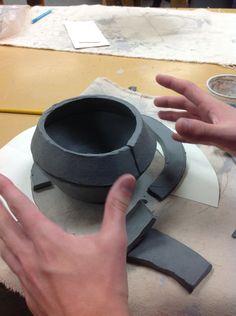 #bowllife Matt K's funky template made bowl