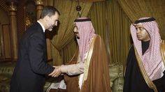 El Rey viaja sin Letizia a Arabia Saudí para cerrar una venta de armas millonaria http://www.eldiariohoy.es/2017/08/el-rey-viaja-sin-letizia-a-arabia-saudi-para-cerrar-una-venta-de-armas-millonaria.html?utm_source=_ob_share&utm_medium=_ob_twitter&utm_campaign=_ob_sharebar #ray #Felipevi #reyes #monarquia #españa #politica #denuncia #gente #corrupcion #Spain #arabiasaudita #terrorismo #ventadearmas #republica #podemos #pp #rajoy #guerras