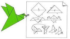 Resultado de imagen de como hacer sobres con un folio