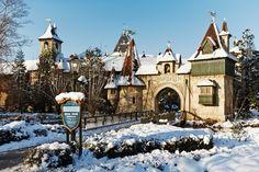 Raveleijn ziet er prachtig uit met een laagje sneeuw!