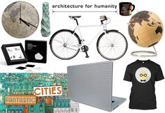 ArchDaily Architect's Holiday Gift Guide 2015 (Part I)