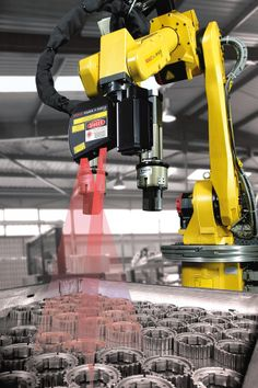 iRVision integrated vision solution options for Fanuc robots