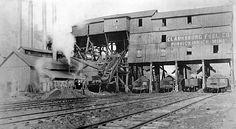 West Virginia Coal Mines 1940s | coal mining: Pinnickinnick mine, Clarksburg, West Virginia