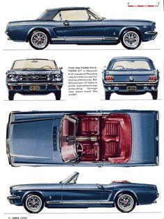 1965 Ford Muatang