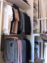 Sophie pop-up store, Leliegracht Amsterdam, skirts and shirts