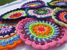 Crochet Mandala Collection