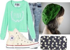"""Be yourself"" by directionerselenatorforever ❤ liked on Polyvore"