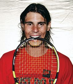 Rafael Nadal, 25, Spain. In '08 he became first left-hander to finish No. 1 since John McEnroe in 1984. He is currently ranked No. 2 in the world, and won four grand slam titles in a single season in 2010.