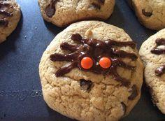 Partageons nos secrets de cuisine : Biscuits araignées