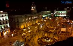 The 144 best best live webcams around the world images on - Webcam puerta del sol ...