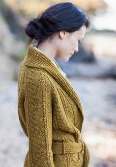 Meet Jared Flood - the story of Brooklyn Tweed yarn