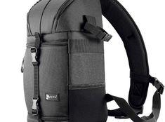 On Sale Photo Camera Sling Bag Shoulder Cross Digital Case Waterproof w   Rain Cover DSLR c04e0997cafa9