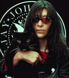 Joey Ramone will always be my favorite singer, song writer and punker.  I love you Joey and I miss you.  Last show I saw was at the Palladium in Hollywood in 1995.