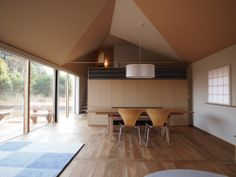 Hayasaka House / Ken Yokogawa Architect & Associates