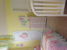 Home decor toddler bedroom