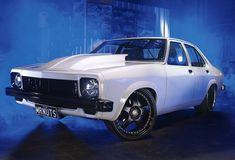 Packing a six-speed manual, mini-tubs and zero chrome, Nick Ursino's Holden LH Torana - MR NUTS, walks its own path on the mean streets of Sydney Holden Torana, Australian Muscle Cars, Remembering Dad, Holden Commodore, Six Speed, Drifting Cars, Chevy Impala, Oil Filter, Small Cars