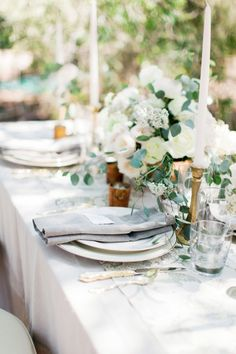Nature Inspired Wedding Ideas