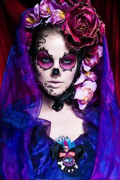 Sugar Skull Make-up