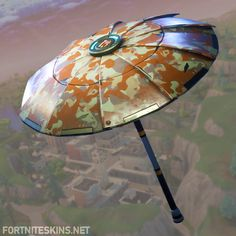 Check Founder's Umbrella skin in Fortnite: Battle Royale, how to get & images!