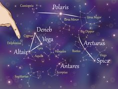 For those who live in the northern hemisphere, the summer nights are simply dazzling, filled with hundreds, indeed thousands of stars. While it may seem daunting at first, you can learn the major constellations of summer and find your way...