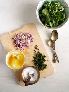 How To Make a Basic Yogurt Dressing   Low Fat, Healthy and Variable