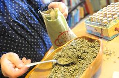 Homemade tea mixes and bags