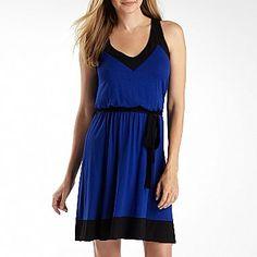 a.n.a® Framed V-Neck Dress - jcpenney