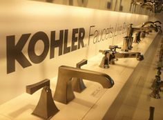 Kohler Faucets Kohler Faucet, Sink Faucets, Kitchen And Bath, New Homes, House, Utility Sink Faucets, Home, Homes, Houses