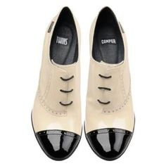 50's Style Camper shoes  Perfect for dresses <3