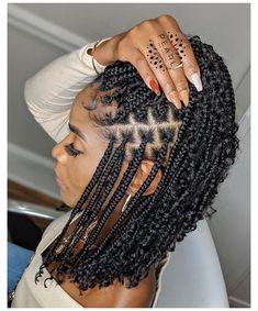 cute natural braided hairstyles