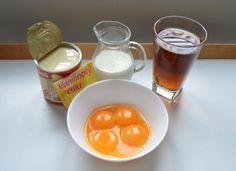 Domácí vaječný likér