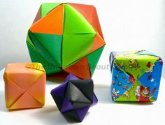 The Beauty of Paper - #Origami