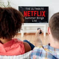 Finding the perfect show to stream can be a hassle so I wanna share my ultimate summer binge list with you - my fellow streamers!