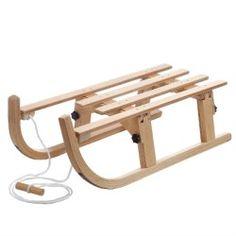 Trineo de madera Decathlon €49