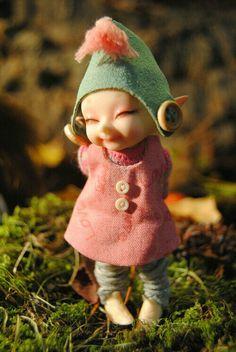 Gnomo doll